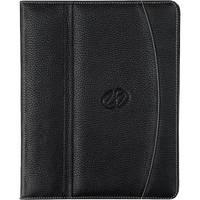 MacCase Premium Leather new iPad Folio (Folio3 Black)