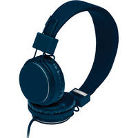 Urbanears Plattan Plus On-Ear Stereo Headphones (Indigo)