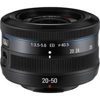 Samsung 20-50mm f/3.5-5.6 ED II Lens - Black