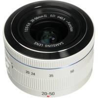 Samsung 20-50mm f/3.5-5.6 ED II Lens - White