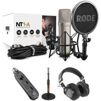 Rode NT1-A Microphone/USB Preamp Bundle