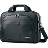 "Samsonite Xenon 2 Tech Locker Shoulder Bag with 15.6"" Laptop Pocket (Black)"