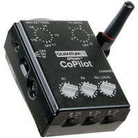 Quantum Instruments CoPilot Wireless TTL Flash Controller for Canon