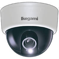 Ikegami ISD-A33 Type 31 Hyper Wide Light Dynamic Indoor Dome Camera (White)
