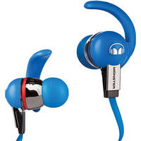 Monster Power iSport Immersion In-Ear Headphones (Blue)