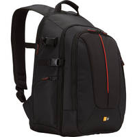 Case Logic DCB-309 SLR Camera Backpack (Black)