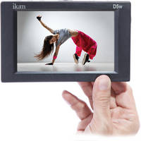 "ikan D5w 5.6"" Camera Monitor with HD LCD Panel and Waveform"