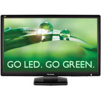 """ViewSonic VX2703mh-LED 27"""" Widescreen LED Backlit LCD Monitor"""