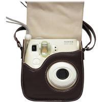 Fujifilm Leather Camera Case for the Instax Mini 7s (Brown)