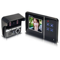 Swann Doorphone Video Intercom with Color LCD Monitor