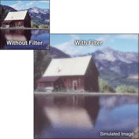 "LEE Filters 4x4"" Fog 1 Effect Resin Filter"