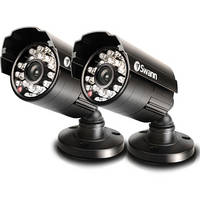 Swann PRO-530 Multi-Purpose Day/Night Security Camera (IR Cut Filter, 2 Pack)
