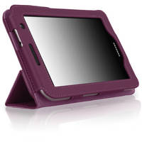 CaseCrown Bold Trifold for Galaxy Tab 2 7.0 (Purple)