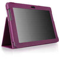 CaseCrown Bold Standby Case for the Galaxy Tab 2 10.1 (Purple)