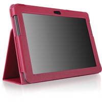 CaseCrown Bold Standby Case for the Galaxy Tab 2 10.1 (Hot Pink)