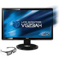 "ASUS VG23AH 23"" 3D-Ready LED-Backlit IPS Monitor"