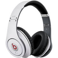 Beats by Dr. Dre Beats Studio - High-Definition Isolation Headphones (White)