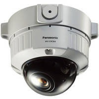 Panasonic WV-CW364S Vandal-Proof D/N Fixed Dome Indoor/Outdoor Camera (NTSC)