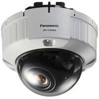 Panasonic WV-CW504F/09 Super Dynamic 5 Vandal-Resistant Fixed Dome Camera (NTSC)