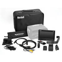 "Marshall Electronics M-CT7 7"" Portable Camera Top Field Monitor Kit"