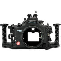 Aquatica AD800 Underwater Housing for Nikon D800 / D800E Digital Camera with Dual Optical Strobe Connectors