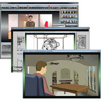 Power Production StoryBoard Artist 5.1 for Mac/Windows (Education Pricing)