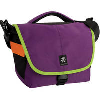 Crumpler 5 Million Dollar Home Bag (Purple/Olive Green)