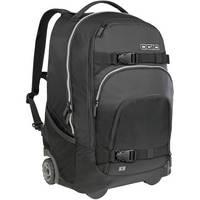 OGIO Phantom Wheeled Backpack (Black Tech)
