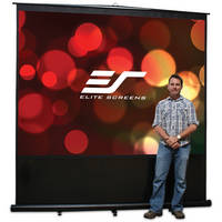 "Elite Screens FM120V Reflexion Portable Projection Screen (72.0 x 96.0"")"