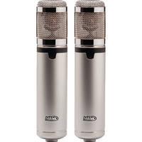 Miktek CV4 Large Diaphragm Multi-Pattern Tube Condenser Microphone Matched Pair