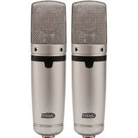 Miktek C7 Large Diaphragm Multi-Pattern FET Condenser Microphone Matched Pair