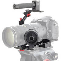 iDC Photo Video SYSTEM ZERO Follow-Focus XL1 Combo for Nikon D800