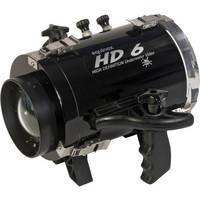 Equinox HD6 High Definition Underwater Video Housing for Panasonic HC-V500 Camcorder