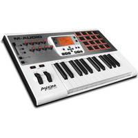 M-Audio Axiom A.I.R. 25 - Keyboard and Pad Controller