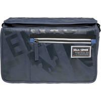GOLLA Camera Bag L, Razo Shoulder Bag (Dark Blue with Blue Lining)