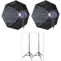 Interfit Super Cool-lite 9 MKII Twin Head Kit