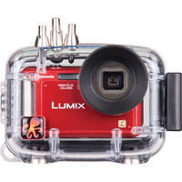 Ikelite 6270.20 ULTRAcompact Underwater Housing for Panasonic Lumix DMC-TS20 / FT20 Digital Camera