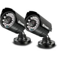 Swann PRO-640 Multi-Purpose Day/Night Outdoor Color Camera (2 Pack)