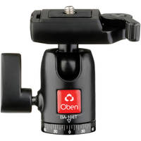 Oben BA-106T Single Lever Travel Ball Head