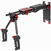 Zacuto Stinger Shoulder-Mounted Rig for Blackmagic Camera