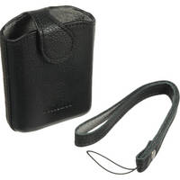 Nikon CS-CP4-1 Leather Case for the Coolpix S01 Digital Camera (Black)
