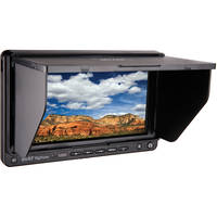 "Elvid RigVision CM-7L 7"" Field Monitor with Shutter Release"