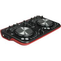Pioneer DDJ-WeGO - Compact DJ Controller (Red)
