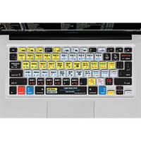 KB Covers Serato Scratch LIVE/ITCH Keyboard Cover for MacBook, MacBook Air & MacBook Pro (Unibody, Black Keys)