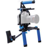 Redrock Micro ultraCage Blue Event Bundle for DSLR Camera