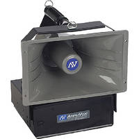 AmpliVox Sound Systems SW6200 Radio Hailer Wireless PA System