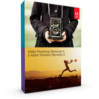 Adobe Photoshop Elements 11 & Premiere Elements 11 for Mac and Windows