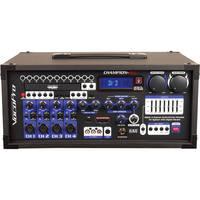 VocoPro CHAMPION-REC HEAD 6 200W 4-Channel Multi-Format Portable PA with Digital Recorder
