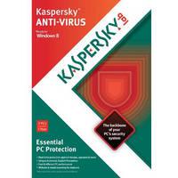 Kaspersky Anti-Virus 2013 - 3-User / 1-Year