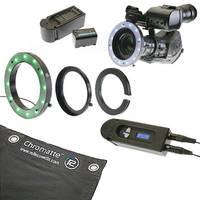 Reflecmedia RM 1125DM Deskshoot Lite with Small Dual LiteRing and Controller Kit